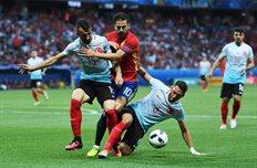 Испания 3:0 Турция