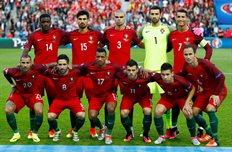 Португалия 0:0 Австрия