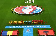 Румыния 0:1 Албания
