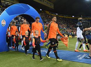 Шахтер - Хоффенхайм: фото матча Лиге чемпионов