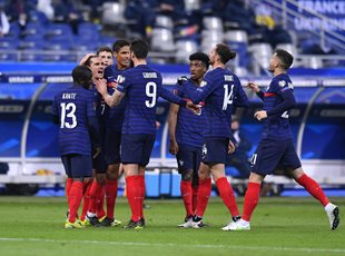 Ничья с привкусом победы. Франция - Украина 1:1