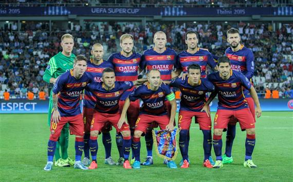 Барселона: Барселона : новости, видео, фото, матчи