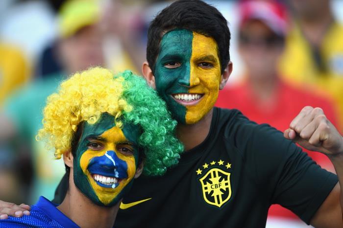 Бразилия 3:1 Хорватия