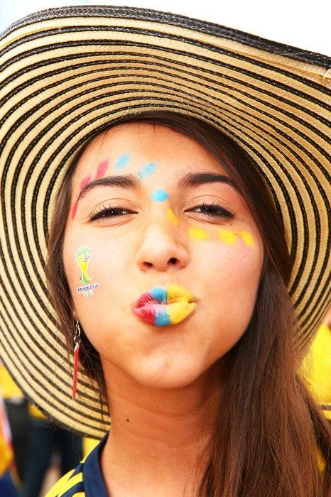 Колумбия 3:0 Греция