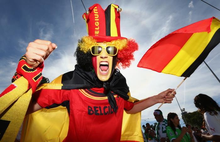 Бельгия 2:1 Алжир