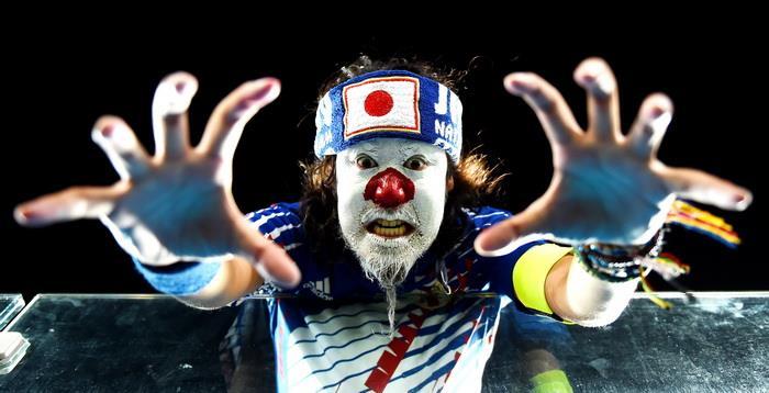 Япония 0:0 Греция