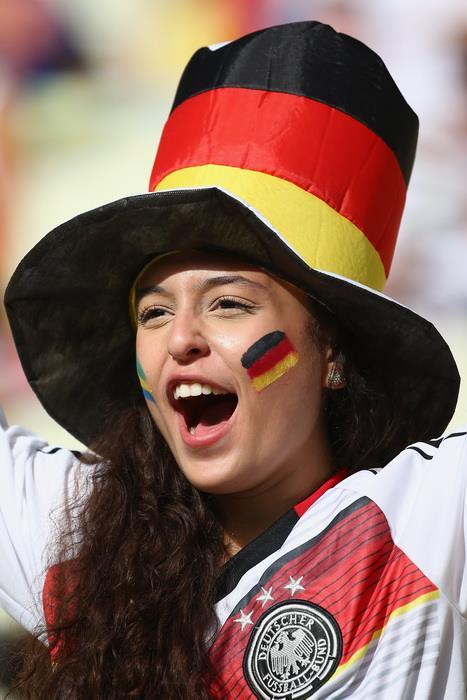 Германия 2:2 Гана