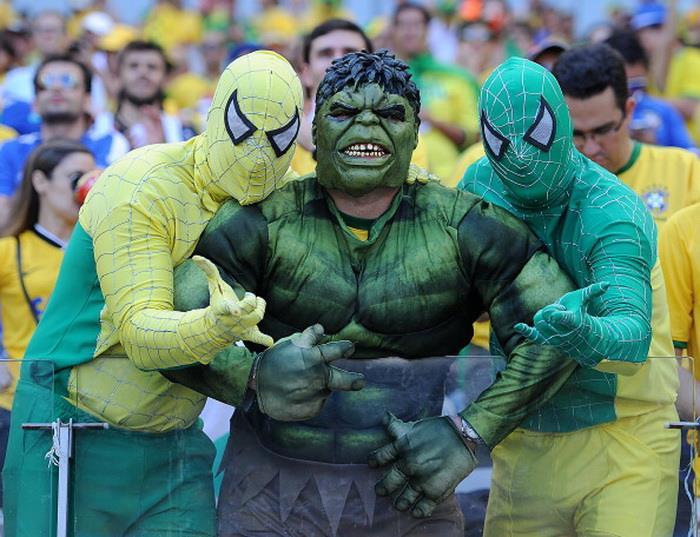 Бразилия 1:1 (3:2 пен.) Чили