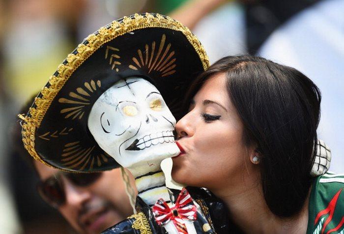Нидерланды 2:1 Мексика