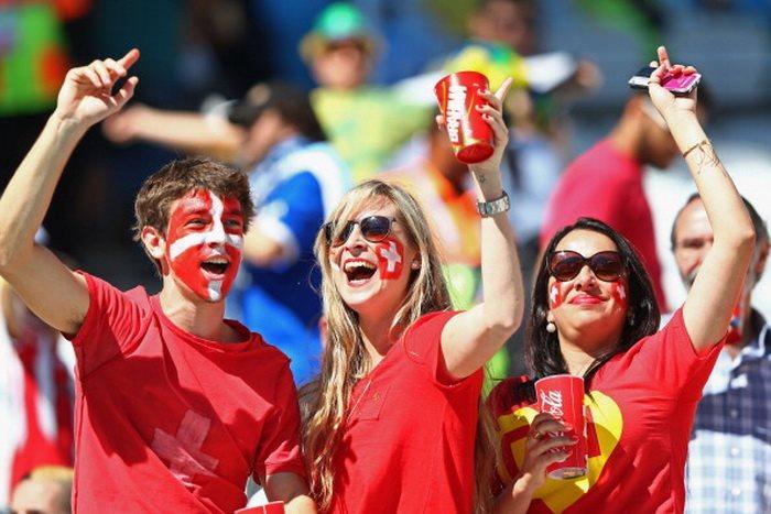 Аргентина 1:0 Швейцария