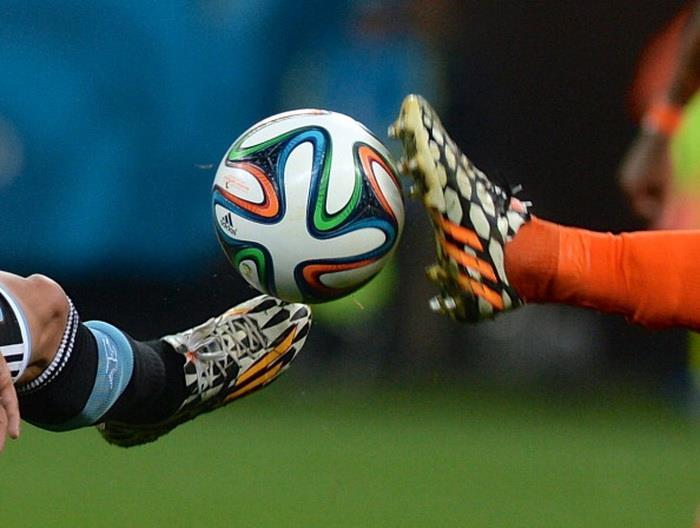 Нидерланды 0:0 (2:4 пен.) Аргентина