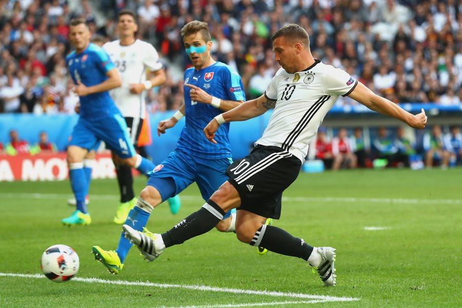 Германия 3:0 Словакия