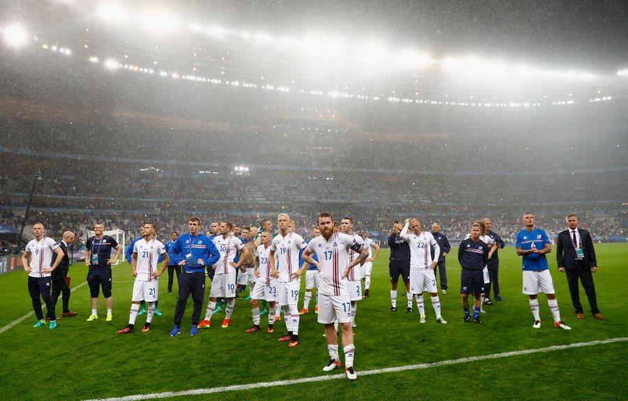 Франция 5:2 Исландия