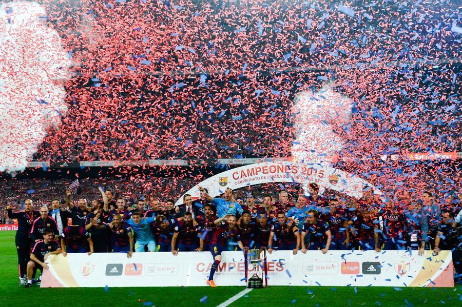 Атлетик– Барселона: Атлетик 1:3 Барселона