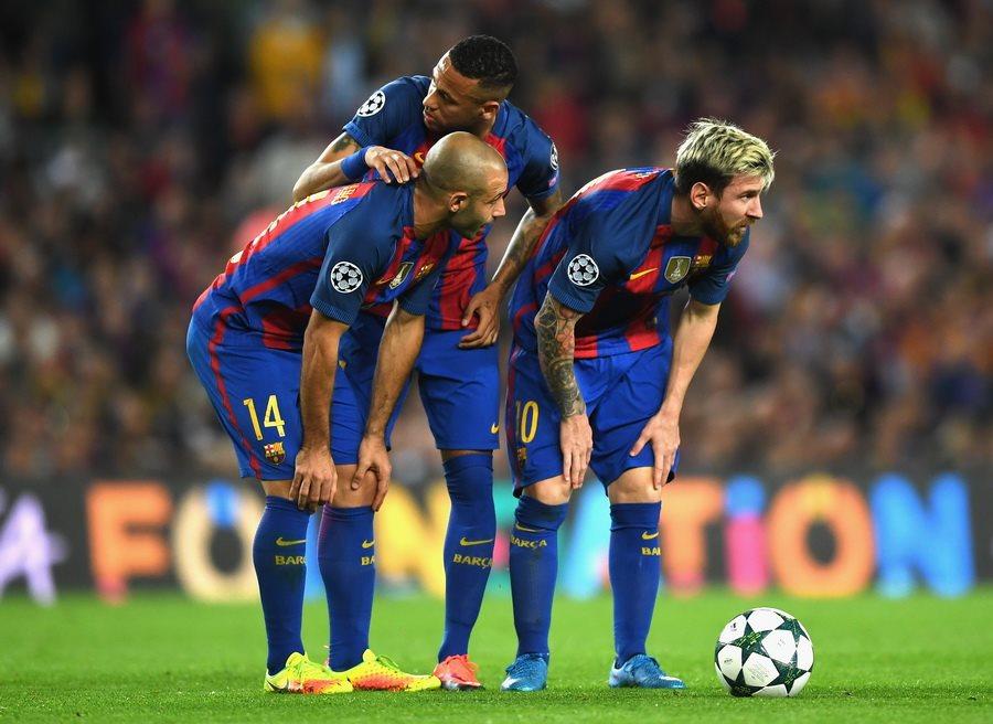 Лига чемпионов. 3-й тур