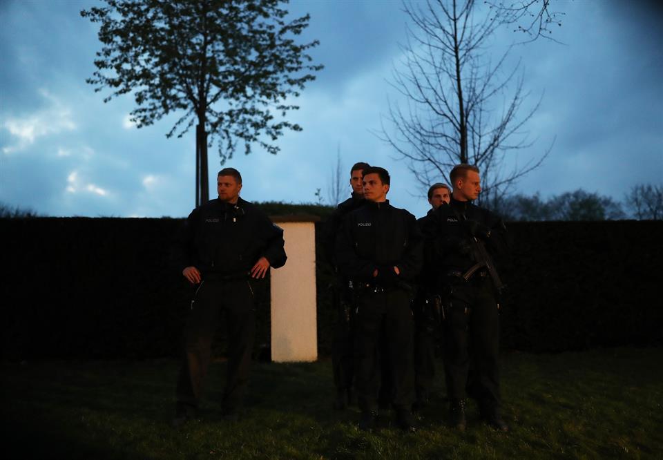 Фото с места, где произошло происшествие