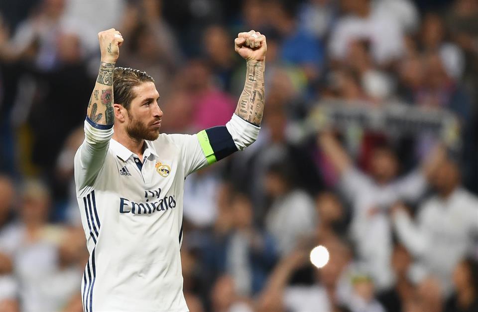 Самые яркие моменты матча Реал - Бавария (4:2)