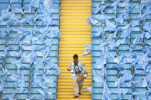 Ман Сити - Тоттенхэм. Фото с матча
