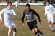 Худзик в матче против Днепра, фото zarya-lugansk.com