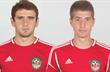 Олег Ермак и Евгений Смирнов, фото www.fc-tiraspol.com