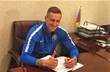 Сергей Литовченко подписал контракт с Кяпазом