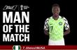 ЧМ-2018: Муса — лучший игрок матча между Нигерией и Исландией