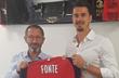 Жозе Фонте (справа), losc.fr