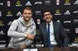 Маркус Беттинелли (слева), twitter.com/FulhamFC