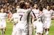 Товарищи по команде поздравляют Романа Зозулю, twitter.com/AlbaceteBPSAD