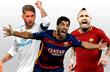 От любви до ненависти: Криштиану и еще 10 противоречивых футболистов современности