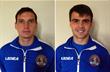 Александр Насонов (слева) и Дмитрий Фатеев (справа), фото ФК Львов
