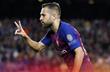 Хорди Альба, Photo FC Barcelona
