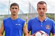 Антон Братков и Руслан Зубков, фото ФК Львов