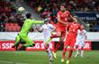 Швейцария - Гибралтар 4:0, фото twitter.com/UEFAcom