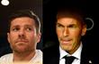 Хаби Алонсо и Зинедин Зидан, Football.ua/Getty Images