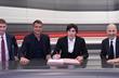 Презентация Тонали в Милане, AC Milan
