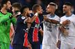 Драка в матче ПСЖ - Марсель, Getty Images
