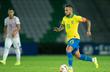 Майкон — в старте сборной Бразилии U-23 в матче с Египтом