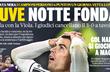 Первая полоса La Gazzetta dello Sport