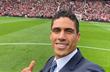 Рафаэль Варан, фото ФК Манчестер Юнайтед