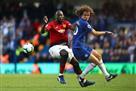 Давид Луис: С Манчестер Юнайтед Челси контролировал игру