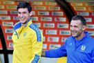 Яремчук: В столь хорошей обстановке, как в сборной Украины, я еще не находился