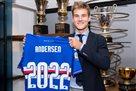 Сампдория продлила контракт с Андерсеном
