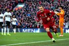 Ливерпуль — Фулхэм 2:0 Видео голов и обзор матча