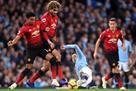 Манчестер Сити обыграл Манчестер Юнайтед