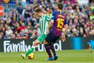 Барселона впервые за 15 лет пропустила четыре гола на Камп Ноу