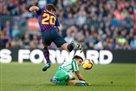 Барселона — Бетис 3:4 Видео голов и обзор матча