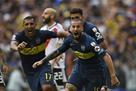Бока Хуниорс и Ривер Плейт сыграли вничью в первом матче финала Копа Либертадорес