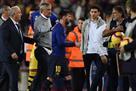 Барселона впервые проиграла в матче, где Месси забил дважды