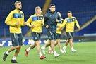 Пластун: Каждый футболист, кто сыграет с Словакией, будет отдаваться на 200%